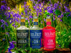 Belfast Gin Tasting